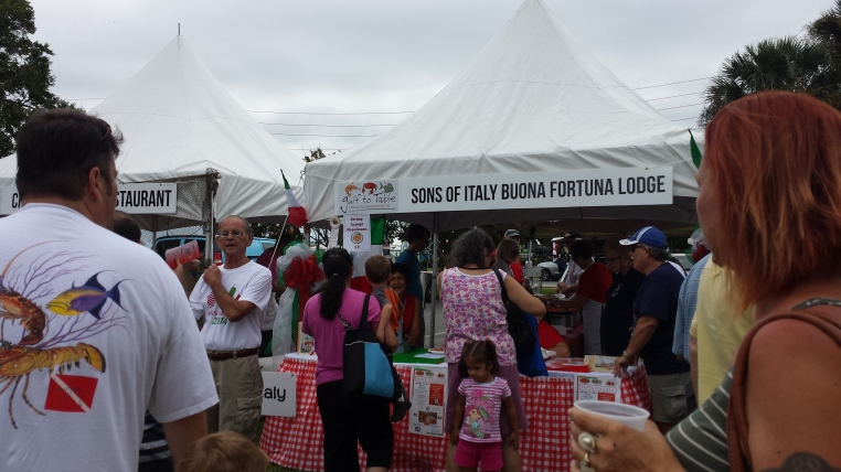2014 Seafood Festival