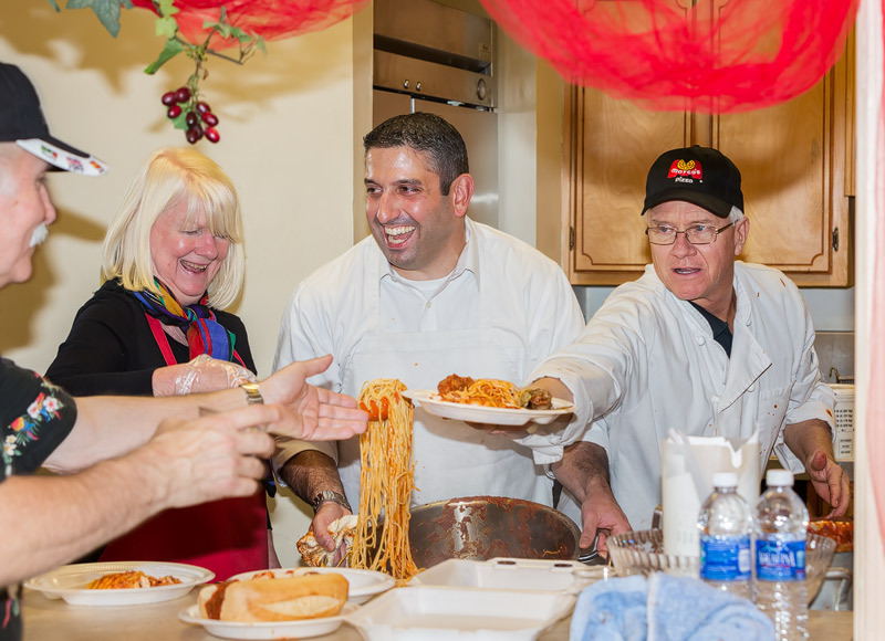 Festa Italiana 2015 Chefs
