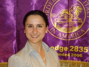 Vice President Brooke Hardy