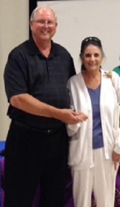 Richard and Susan Herring