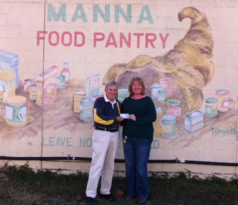 Manna Donation