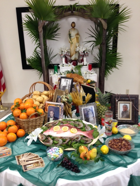 St. Joseph's Table 2015